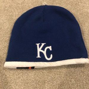 Kansas City Royals MLB Beanie Skull Toboggan New